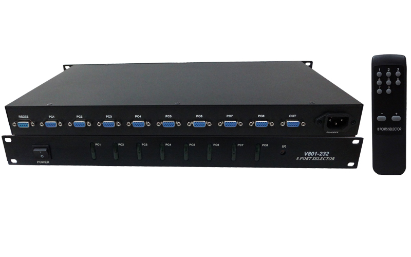 VGA-801S(8-port VGA switch)