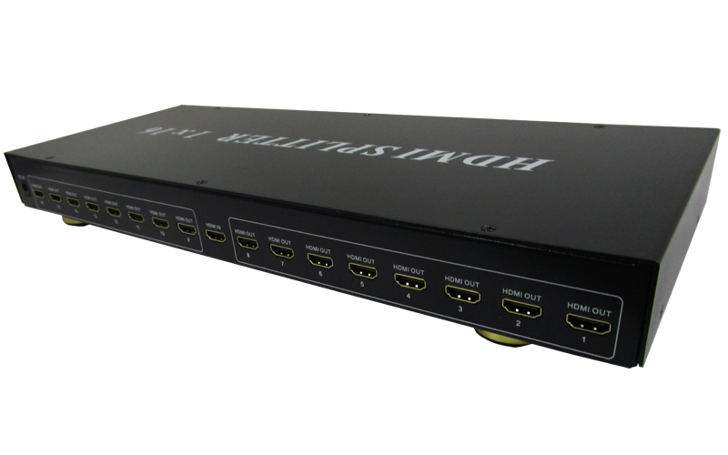 HDV-SP16(1x16 HDMI Splitter )
