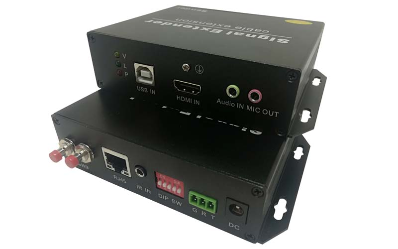 IPHE-125UAS(HDMI+USB2.0+Two Way Audio+Two Way RS232+IR)High Speed Extender